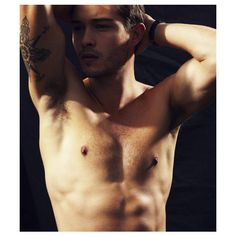 francisco lachowski ❤ liked on Polyvore featuring francisco lachowski
