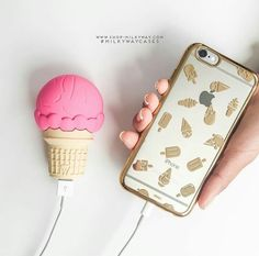 Ice cream charger