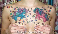 My Little Pony Tattoo, via Flickr.