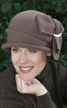 Cute hats for patients who want to cover up hair loss!