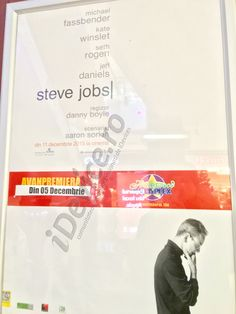 Filmul Steve Jobs ajunge in cinematografele din Romania | iDevice.ro