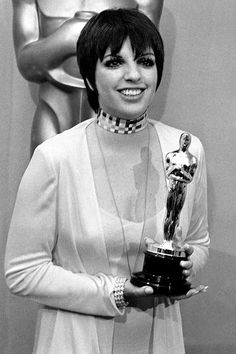 """45th Academy Awards® (1973) ~ Liza Minnelli won the Best Actress Oscar® for her performance in """"Cabaret"""" (Won 1 Oscar. Another 17 wins & 15 nominations)"""
