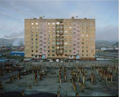 "La ville inhumaine / The City can be ""un-human"""