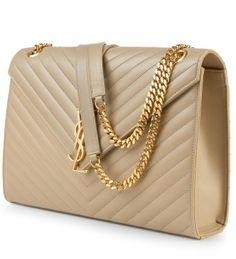 Yves Saint Laurent Monogram Suede Fringe Shoulder Bag, Women\u0026#39;s ...