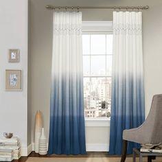 product image for Vue™ Signature Arashi Rod Pocket/Back Tab Window Curtain Panel