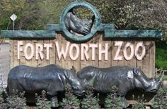 Fort Worth Texas Zoo - never been, I just want to go to Ft Worth! @Becca Fitzgerald