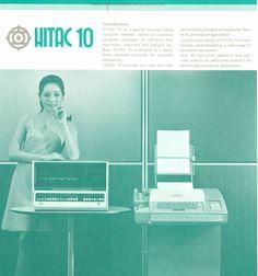Hitachi HITAC10