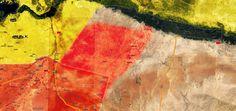 Gli Arcani Supremi (Vox clamantis in deserto - Gothian): Situazione della guerra in Siria e mappa dell'Isis