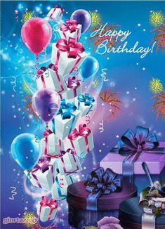 Birthdays are never complete until you've sent Happy Birthday Greeting Cards to the birthday gal or boy! So go ahead and wish them a very happy birthday. Happy Birthday Greetings Friends, Happy Birthday Wishes Photos, Happy Birthday Video, Happy Birthday Celebration, Birthday Blessings, Happy Birthday Greeting Card, Happy Birthday Messages, Birthday Quotes, Happy Birthday Gif Images