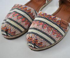 Serena Trama Zig Color da coleção de inverno 2016 da Barth Shoes