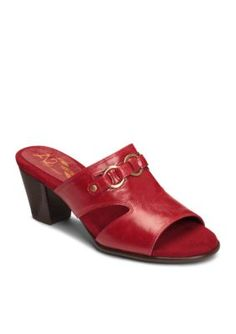A2 by Aerosoles Red Base Board Mule