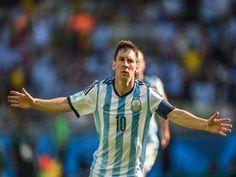 जब मेसी के एक गोल से हो गई संट्टेबाजों की बल्ले-बल्ले #LionelMessi   #Argentina   #Fifaworldcup2014