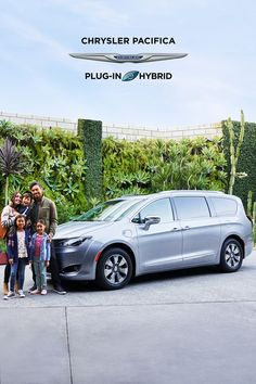 Your family will thank you. #Chrysler #ChryslerPacifica #Pacifica #Hybrid #familyvan #minivan #minivanmom #dadlife #parenthood #vangoals #momlife #dadapproved