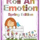 This is a great activity to use in your classroom to practice fluency. The students will work in groups and will have a Roll an Emotion guide sheet...