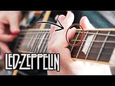 Hi guys, since almost every lesson and cover I found of this Led Zeppelin riff is not accurate I wanted to show you how Jimmy Page really plays it, hope. Guitar Notes, Guitar Tabs, Music Guitar, Music Lessons, Guitar Lessons, Led Zeppelin Songs, Easy Guitar Songs, Guitar Pick Necklace, Guitar Riffs