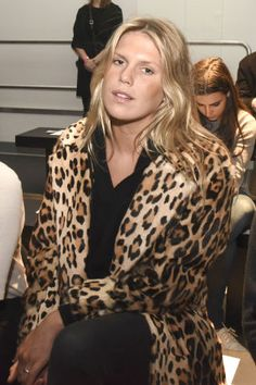 See who's sitting front row at New York Fashion Week: Alexandra Richards