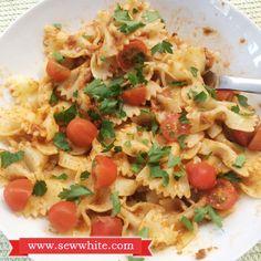 Red Pesto Pasta Simple Supper Recipe on Yummly. @yummly #recipe