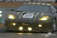 Ferrari 360 at Le Mans