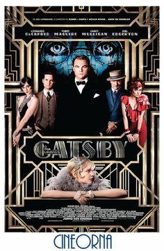 """Hoje nos Cinemas """"O Grande Gatsby"""" - 07/06/2013"""
