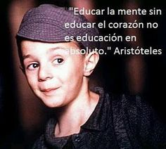 Frases de educación, Aristóteles