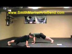Smith Martial Arts workout routines at home
