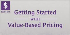 What was it that made me happily spend $30,000 more than I expected? Value-Based Pricing. http://seanwes.com/145