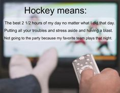 hockey means
