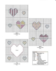 Heart Tissue Coversworking on 3 Plastic Canvas Coasters, Plastic Canvas Tissue Boxes, Plastic Canvas Crafts, Plastic Canvas Patterns, Box Patterns, Heart Patterns, Needlepoint Patterns, Cross Stitch Patterns, Tissue Box Covers