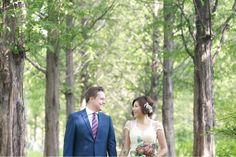 Wedding dress, forest wedding, wedding photos