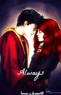 Forever with you (A Harry Potter and Ginny Weasley Fanfiction)