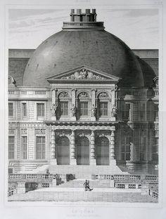 The Château de Vaux-le-Vicomte, France