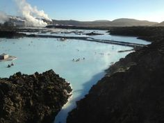 2016 Top 5 Sustainable Travel Destinations: Iceland hot springs, one reason it's a HOT 2016 destination