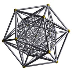 600-cell Sacred Geometry <3