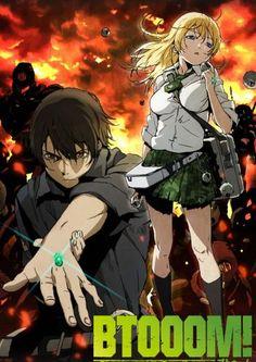 BTOOOM | anime-odcinki.pl