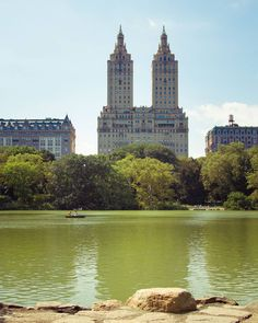 Photo de Central Park New York City par Brice Mercier