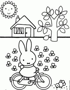 Start > Coloring Page Of Comicbook Miffy Colouring Pages, Coloring Sheets, Coloring Books, Quilling Patterns, Quilling Designs, Free Coloring, Coloring Pages For Kids, Marvel Coloring, Bunny Drawing