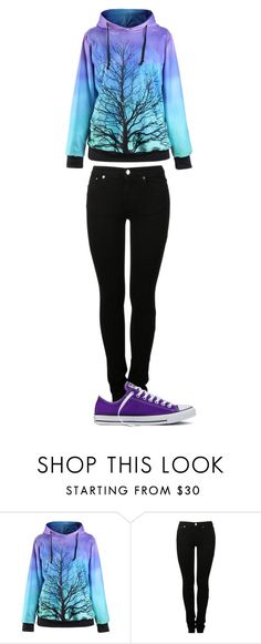 """""""Untitled #153"""" by maya-03-b on Polyvore featuring MM6 Maison Margiela and Converse"""