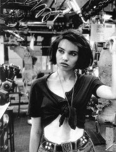 Béatrice Dalle, 1980s