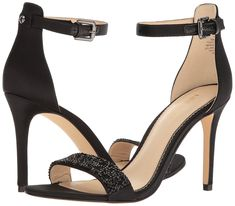Nine West Women's Mana Satin Dress Sandal ** Click image for more details. (This is an affiliate link) #shoesoftheday