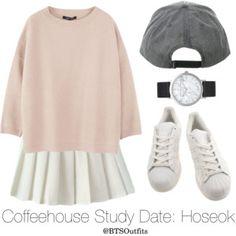 Coffeehouse Study Date: Hoseok