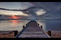 Sunset At Fairhope, Alabama - This is my happy place...