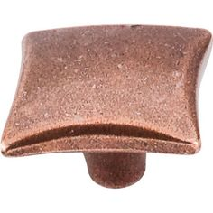 View the Top Knobs M256 Chateau II Collection 1-3/8 Inch Antique Copper Square Cabinet Knob at Build.com. $10.80 in antique copper as shown