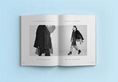 GULA Magazine A/W 13 by S — Miguel, via Behance
