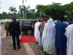 PhotoNews: Ugandan President Visits President Buhari http://ift.tt/2h6KMId