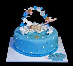 кремовый торт на крещение — Рамблер.Поиск