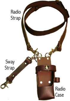 31 Best Nw S On Pinterest In 2018 Holsters Radios And Two. Radio Strap Accessories Se. Wiring. Leather Harness Radio Holster At Scoala.co