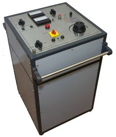Cable fault Locating Instruments:  Surge generator T-1020(8RLM),  Suitable for fault location in 440V to 11 KV Cables. High voltage testing up to 20 KV DC. Limited Burning Capability. 800 JOULES Energy on 5, 10, 20 KV Range. Inbuilt Reflectometer T-510 with LAPTOP for taking distance to the fault. Built in ARC Reflection Filter. Suitable as thumper required for pinpointing of fault. Compact small design, light weight.