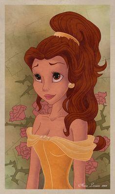 Belle // Beauty & The Beast
