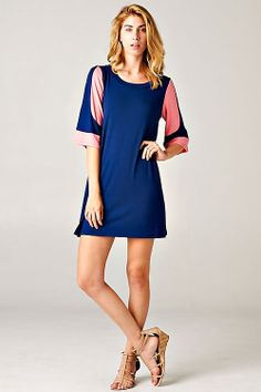 Can't Live Without Shift Dress $36