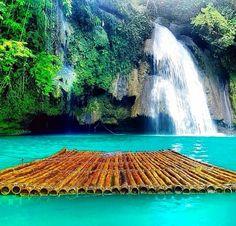 Kawassan Falls, Philippines